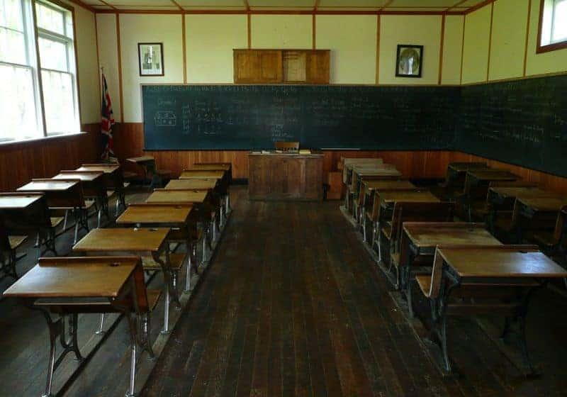 Klassenzimmer Schulwechsel