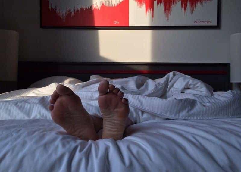 Schlafen Schnarchen Erlkönig