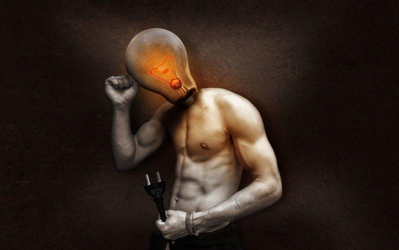 Denken Gehirn Grübeln